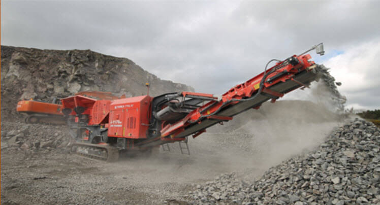 jaw crusher hire london