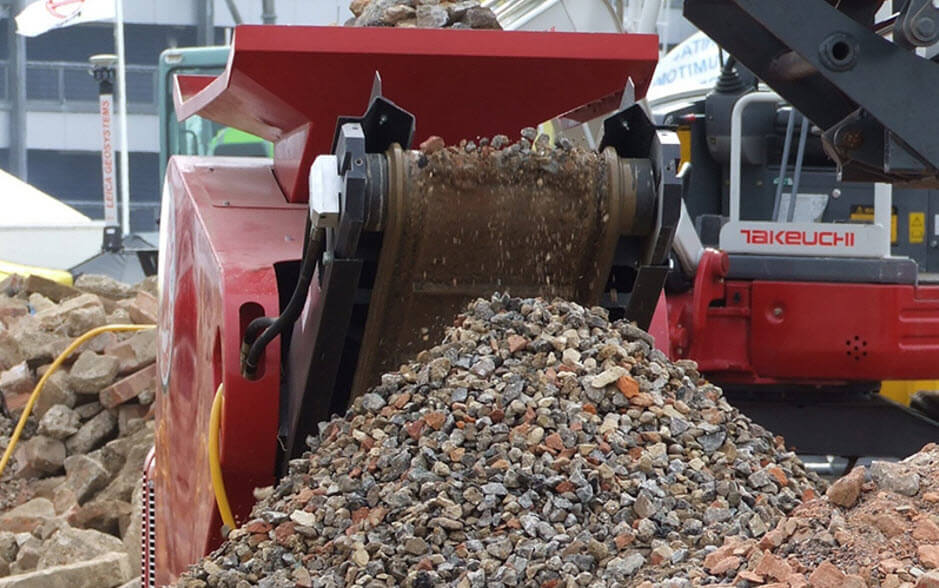 red rhino 4000 series crusher london