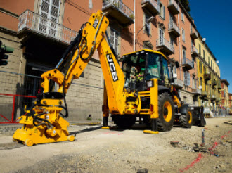 jcb 8008 hire london